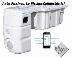 BLOC FILTRANT VEGA CONNECT